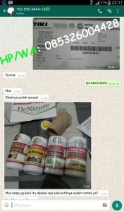 bukti barang sampai obat kutil kelamin